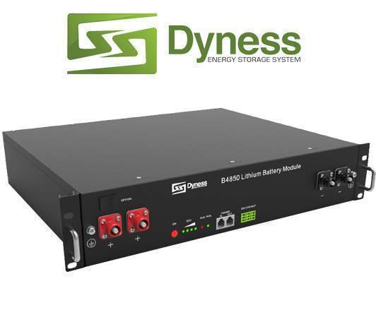 24kw-dyness-b4850-lithium-ion-battery